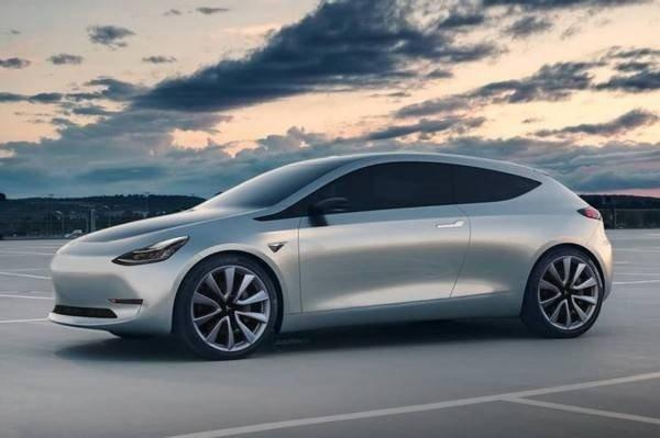 Первый электромобиль Tesla Made in China уже на подходе. Это самая дешевая модель, которая будет продаваться по всему миру