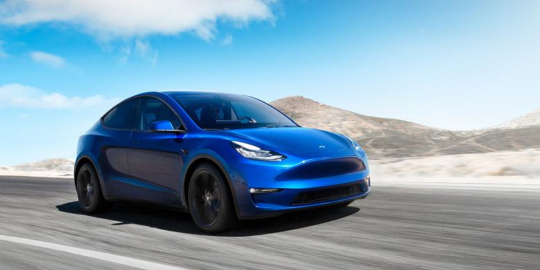 Tesla прекратила продажи самой доступной версии электромобиля Model Y через месяц после выпуска