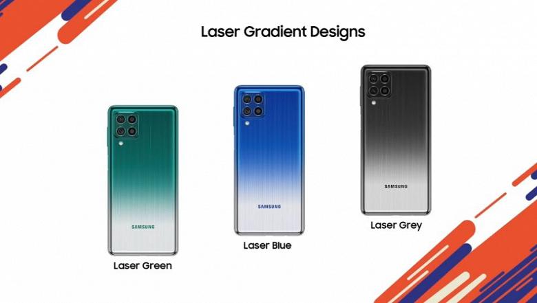 7000 мАч, 64 Мп, Android 11 с One UI 3.1 и платформа как у Galaxy Note 10. Представлен монстр автономности Samsung Galaxy F62