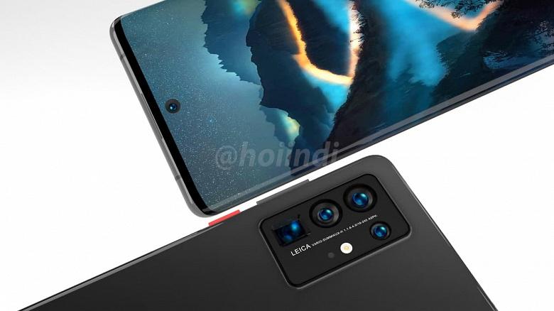 Huawei P50  первый смартфон, который из коробки получит HarmonyOS