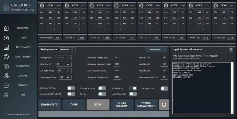 Как очень просто и быстро сделать очень производительные процессоры Ryzen 5000 ещё быстрее. Вышла новая версия ПО Clock Tuner for AMD Ryzen CTR