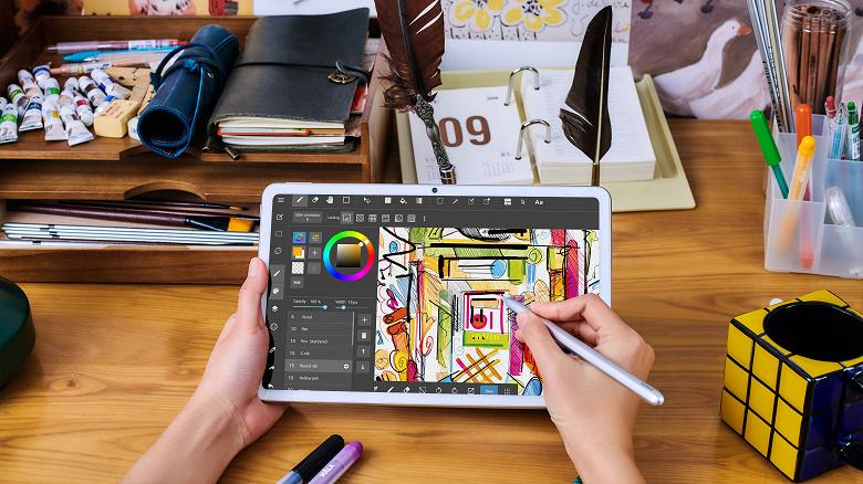 Новая SoC, больше памяти, быстрая зарядка и Wi-Fi 6. Обновлённый Huawei MatePad прибыл в Россию