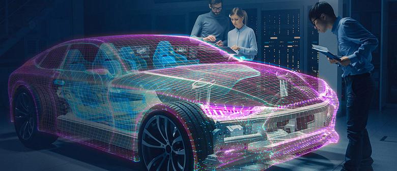 Micron начинает поставку образцов памяти LPDDR5, пригодной для автомобильной электроники