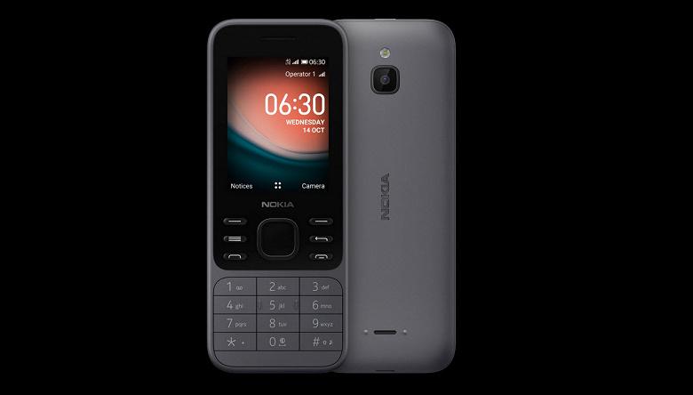 Современная кнопочная Nokia 6300 с WhatsApp, YouTube и Google Assistant поступила в продажу в США