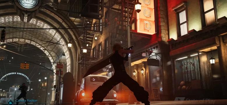 Sony показала 10 новых игр для PlayStation 5, включая ремейк Final Fantasy VII