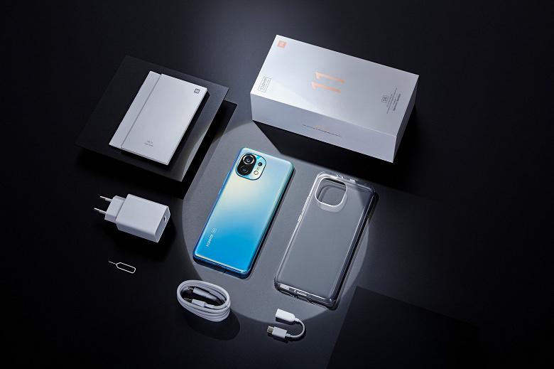 Долгожданный Xiaomi Mi 11 наконец выходит за пределами Китая