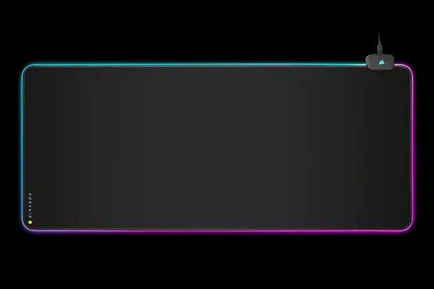 Компания Corsair представила игровую мышь Katar Pro XT и коврик для мыши iCUE MM700 RGB