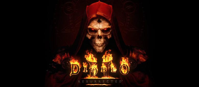 Представлена Diablo II: Resurrected. Это похорошевшая внешне старая добрая Diablo II