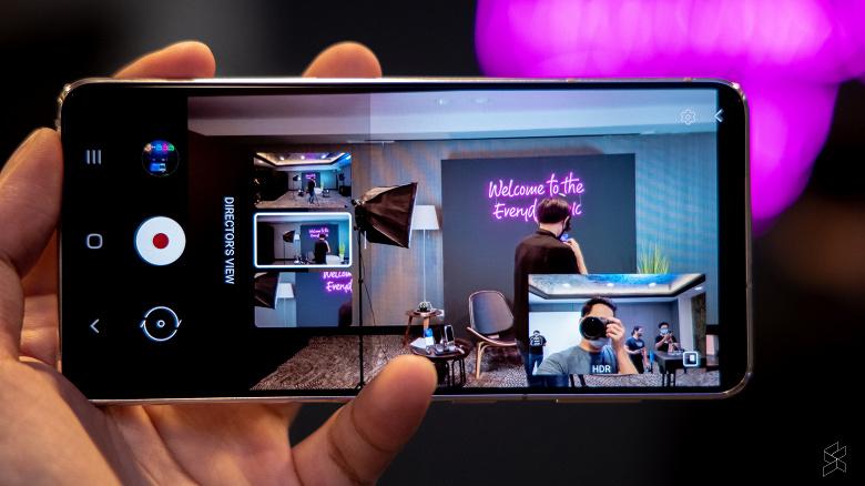 Главная функция Samsung Galaxy S21 появится на Galaxy S20