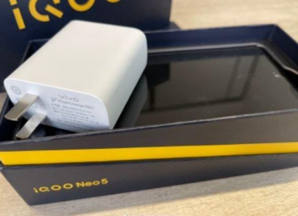 iQOO Neo 5  смартфон на Snapdragon 870 с самой быстрой зарядкой