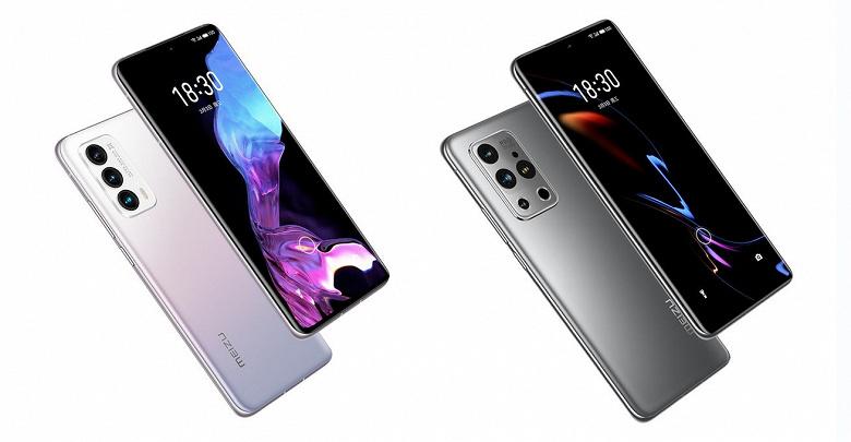 Ключевая функция Meizu 18 и Meizu 18 Pro не работает: смартфоны не поддерживают обещанные 120 Гц при максимальном разрешении экрана