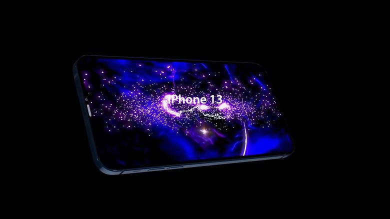 Линейка iPhone 13: до 1 ТБ флэш-памяти для старших версий и лидары для всех моделей