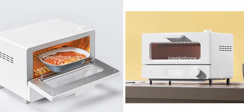 Представлена умная духовка Xiaomi дешевле $50