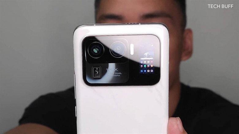 Экран OLED, 2K и 120 Гц, 5G, Harman Kardon, лучшая камера в серии, 5000 мАч, IP68 за $765. Xарактеристики и цены Xiaomi Mi 11 Pro и Mi 11 Ultra за сч