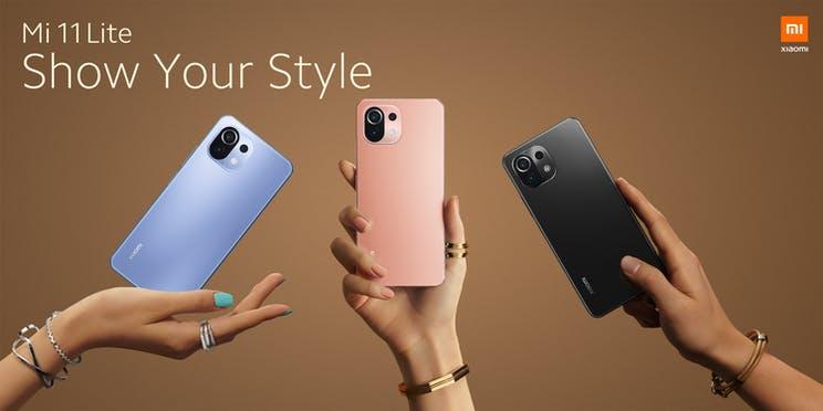 Представлен самый тонкий и лёгкий смартфон Xiaomi  первый в мире на Snapdragon 780G