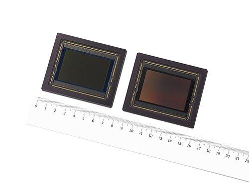 Sony анонсирует крупноформатный датчик изображения типа CMOS разрешением 127,68 Мп с глобальным затвором
