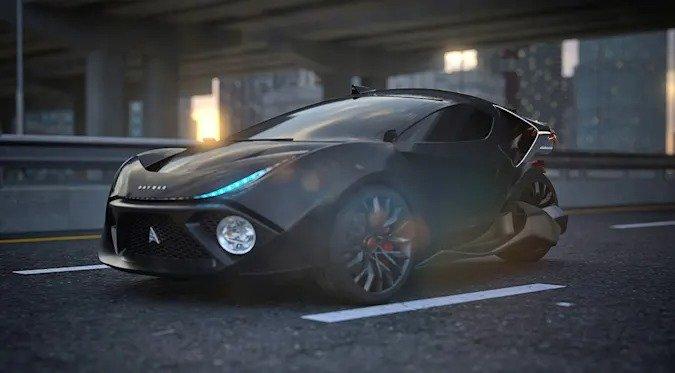 Daymak собирает средства на выпуск самого быстрого трехколесного электромобиля в мире