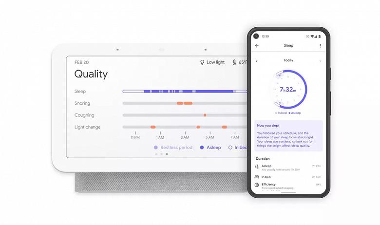 Сердце цифрового дома Google следит за сном без камер и носимых гаджетов. Представлено второе поколение Nest Hub
