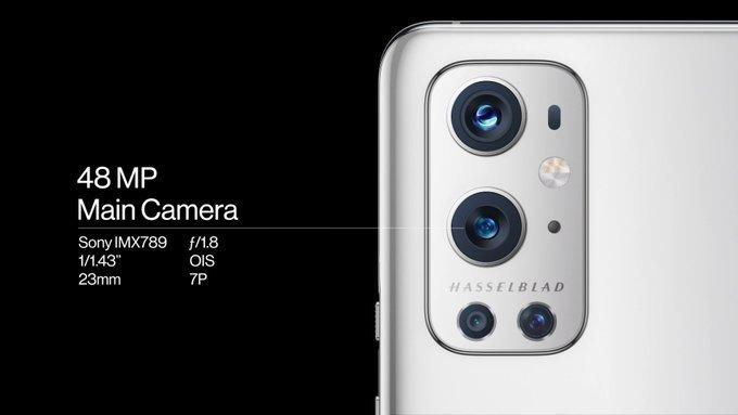 Snapdragon 888, 120 Гц, 4500 мАч и 65 Вт. Представлены OnePlus 9 и OnePlus 9 Pro  первые в мире смартфоны с камерой Hasselblad