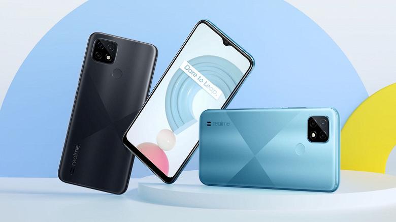 В России вышли долгоиграющие Realme C20 и C21 с эксклюзивным NFC и привлекательной ценой