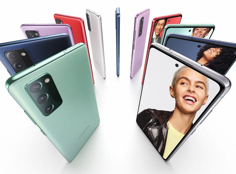 Бестселлер Samsung Galaxy S20 FE возвращается: новая версия смартфона на подходе