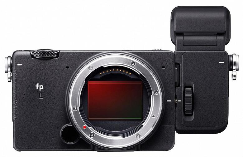 Появились изображения, названа дата анонса и цена беззеркальной камеры Sigma fp L с байонетом L