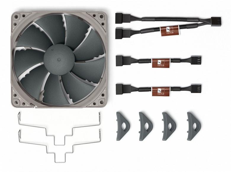 Представлена процессорная система охлаждения Noctua NH-U12S redux