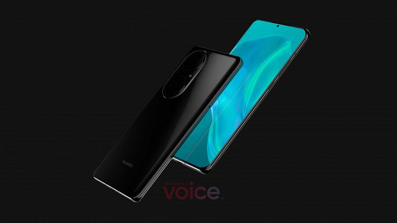 Именно так выглядит Huawei P50 Pro. Качественные рендеры от надежного источника