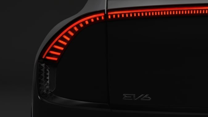 Kia EV6  первый электромобиль на платформе E-GMP