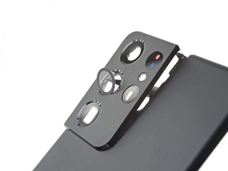 Лучше не ломать Samsung Galaxy S21 Ultra  ремонт выльется в копеечку. Флагман Samsung провалился в тесте на ремонтопригодность