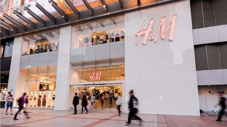 Apple также выступила против H&M на территории Китая. Магазины шведской компании не отображаются на картах Apple Maps