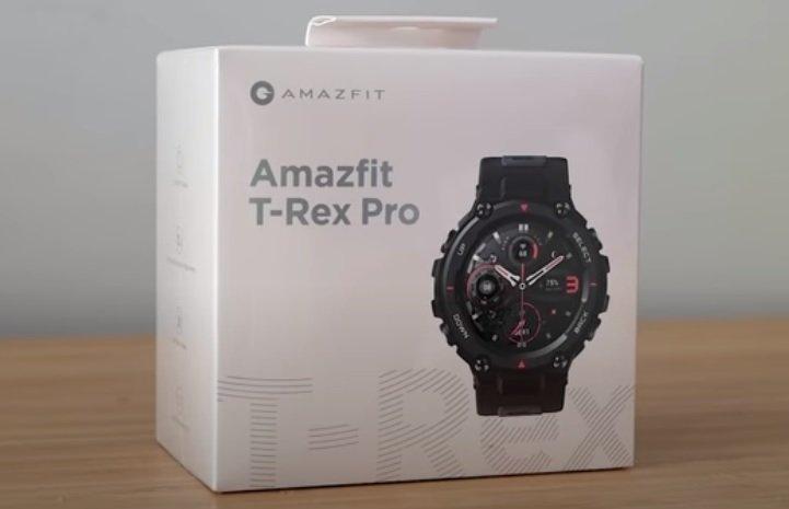 Что из себя представляют защищенные умные часы Amazfit T-Rex Pro за 15000 рублей Все ответы  в 10-минутном видео