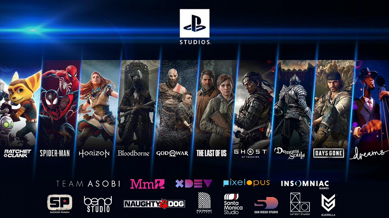 Новые игры Sony PlayStation Studios создаются для смартфонов