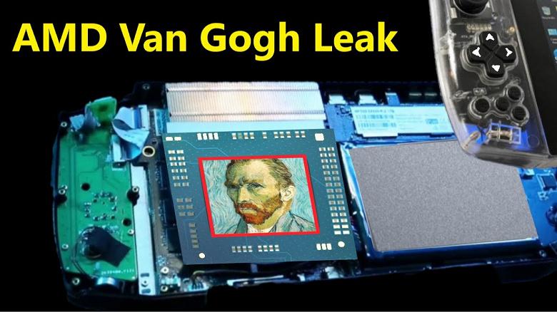 Лучшие процессоры для карманных игровых консолей с Windows Появились данные касательно AMD Van Gogh