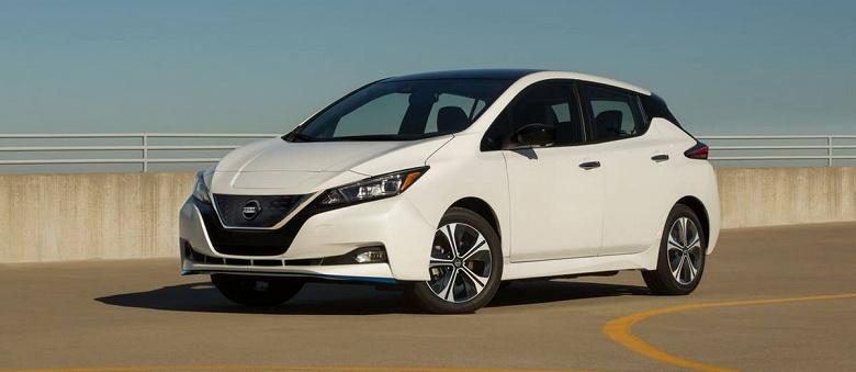 Официальные продажи электромобилей Nissan Leaf скоро стартуют на Украине