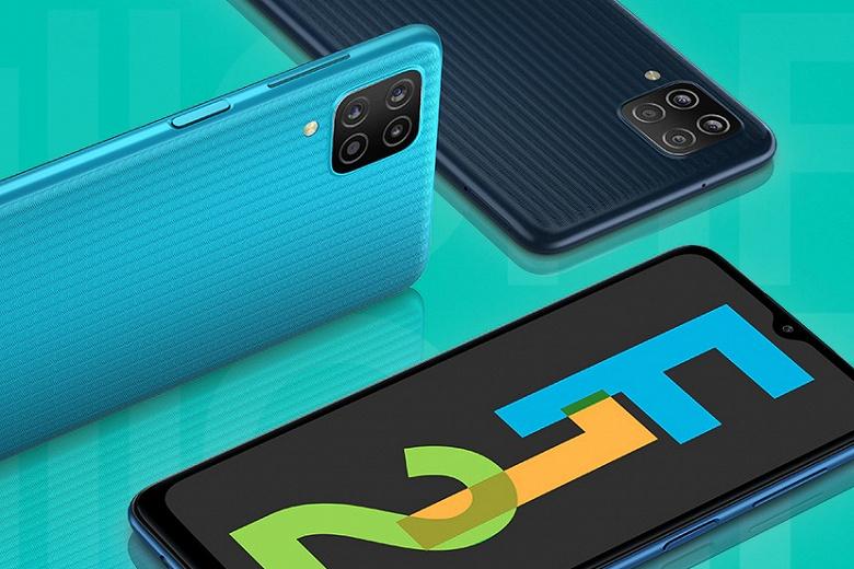 Представлены смартфоны Samsung Galaxy F02s и Galaxy F12s с большими аккумуляторами