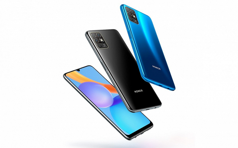 Honor начала продажи нового смартфона в Китае. Honor Play 5T Life предлагается по цене 200 долларов