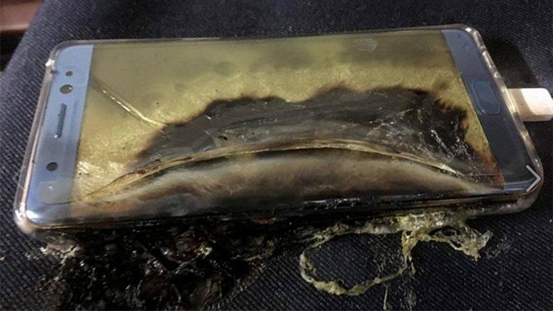 Помните взрывающиеся смартфоны Целая партия телефонов Vivo самопроизвольно сгорела