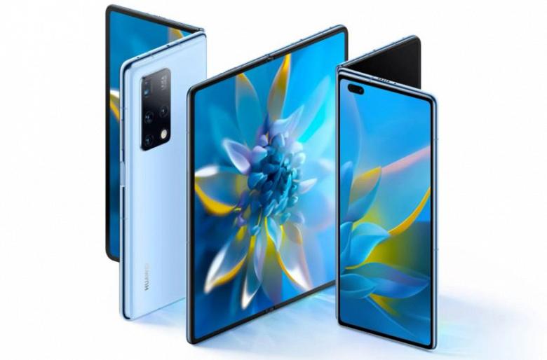 Huawei еще поборется с Samsung. Китайская компания готовит три недорогих смартфона с гибкими экранами