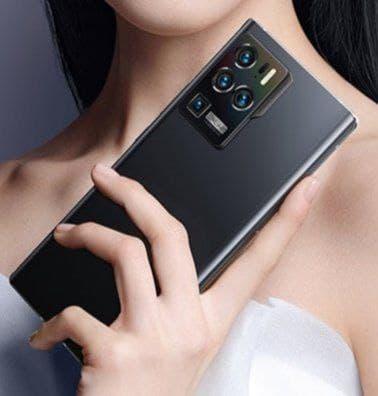 Так выглядит смартфон с сильнейшей камерой 2021 года. ZTE Axon 30 Pro на официальном тизере и на видео
