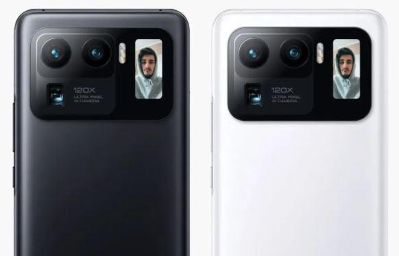 Неожиданно: фитнес-браслет Mi Band 5 поделился своим экраном с Xiaomi Mi 11 Ultra