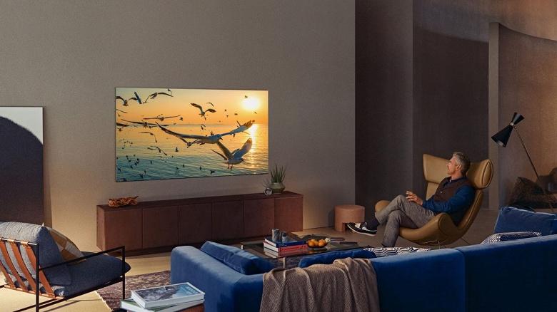 Лучший телевизор всех времён бьёт рекорды. Samsung рассказала о продажах Samsung Neo QLED TV