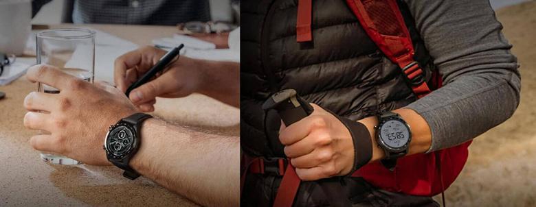 Современные часы на Snapdragon Wear 4100 с функцией звонков TicWatch Pro 3 получили огромное обновление