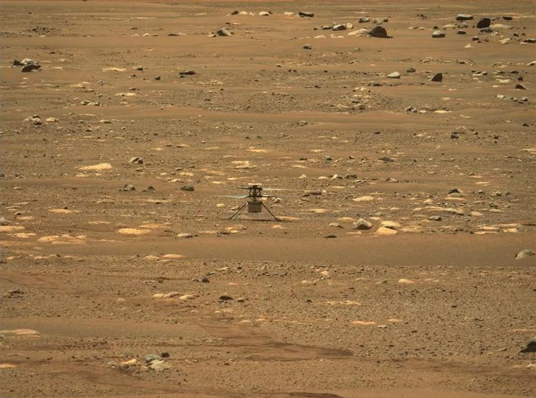 Больше вертолётов на марсе: NASA уже готовит наследников Ingenuity
