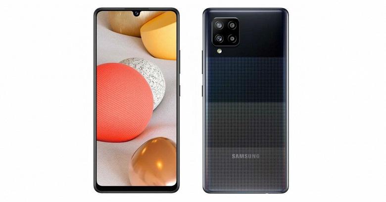 5000 мАч, Android 11 с One UI 3.1, 48 Мп, Snapdragon 750G и экран Super AMOLED. Представлен быстрый монстр Samsung Galaxy M42 5G