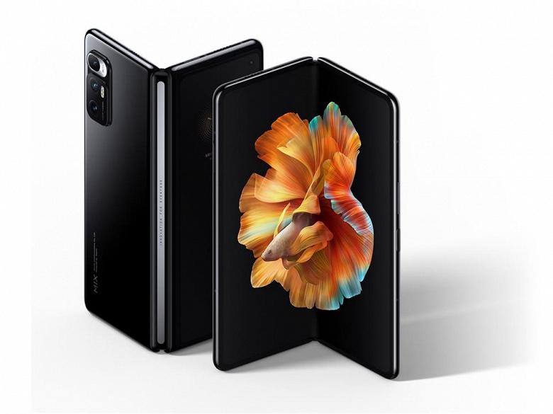 Инновационный Xiaomi Mix Fold вот-вот появится на мировом рынке