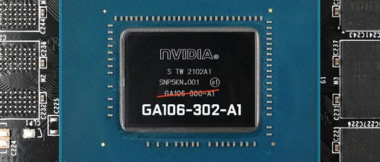 Nvidia не сдается. Компания переведет GeForce RTX 3060 на новый графический процессор ради того, чтобы защита от майнинга наконец-то заработала
