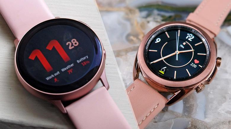 В России заработало измерение давления и ЭКГ на Samsung Galaxy Watch3 и Galaxy Watch Active2