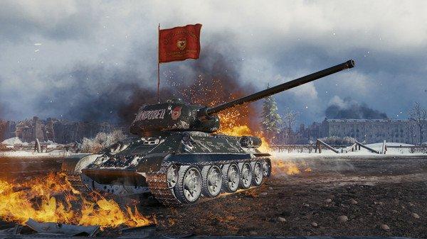 World of Tanks появились в Steam. Пользователи негодуют