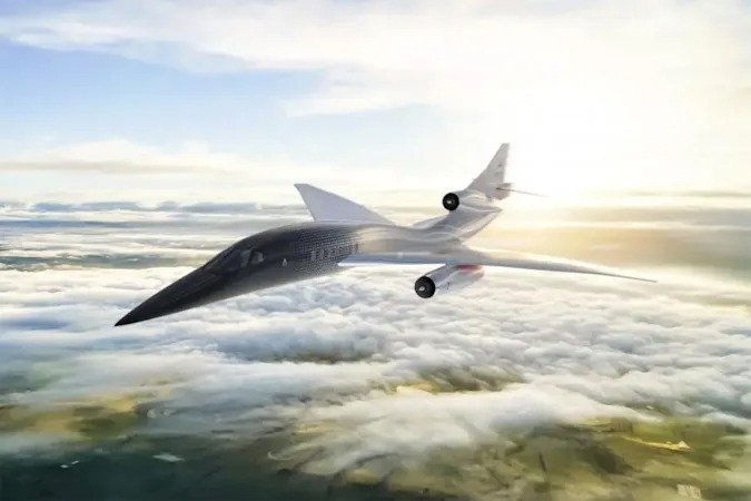 Разработчик первого в мире сверхзвукового бизнес-самолета сошел с дистанции